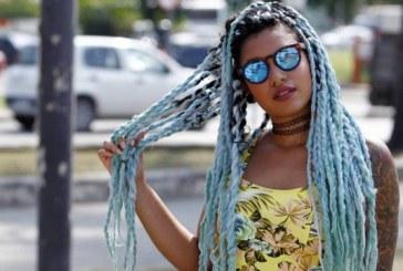 Mulheres mostram personalidade ao assumir cabelos black, trançados e coloridos