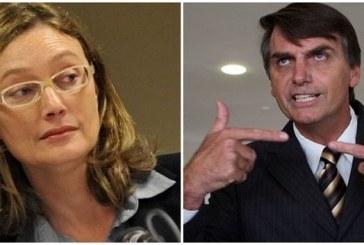 Bolsonaro perde mais uma vez na Justiça para Maria do Rosário