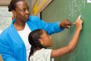 Alunos negros, professores negros