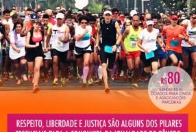 """XV Corrida da Tolerância – """"Correr com o Racismo"""""""