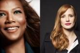 Jessica Chastain e Queen Latifah criam produtora de cinema feminista
