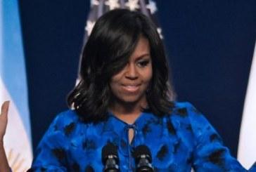 Empoderamento feminino: o inspirador discurso de Michelle Obama na Argentina