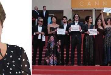 Dilma agradece equipe que denunciou golpe em Cannes