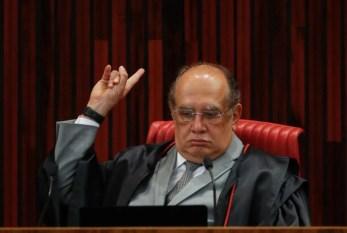 "Gilmar Mendes: ""se Dilma tivesse cometido crime…."""
