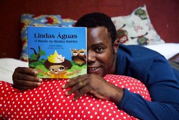 Ator Érico Brás lança amanhã seu livro em Salvador