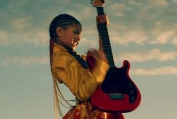 8 guitarristas negras para apresentar a minha filha
