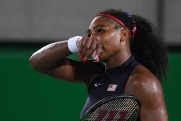 Serena Williams perde, e Rio vê mais uma estrela número 1 fora da Olimpíada