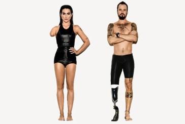 """Vogue Brasil usa Photoshop para """"desmembrar"""" atores em campanha das Paralimpíadas"""