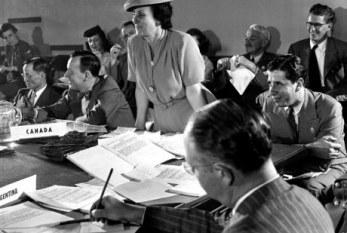 Diplomata brasileira foi essencial para menção à igualdade de gênero na Carta da ONU