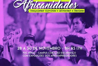 Festival de cultura negra ocupa a PUC-MG