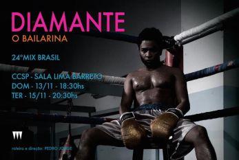 Sidney Santiago interpreta boxeador gay  em