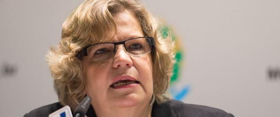 BRASÍLIA, DF, BRASIL, 14-04-2015, 09h30: Nadine Gasman, representante do escritório da ONU Mulheres no Brasil, durante o painel Pequim+20: Mais Mulheres na Política. (Foto: Marcelo Camargo/Agência Brasil)