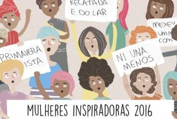 Mulheres Inspiradoras de 2016