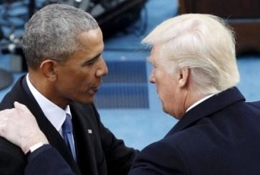 Obama se despede no Twitter e anuncia fundação