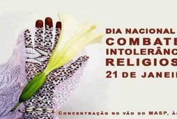 Religiões africanas promovem ato contra intolerância e racismo em São Paulo