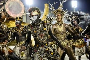 """Vila Isabel reverencia influência negra na cultura com enredo """"O som da cor"""""""