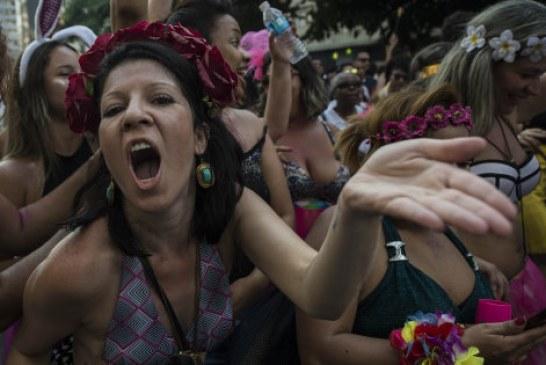 O carnaval é a festa mais democrática do Brasil. Mas não para as mulheres