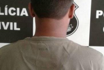 Jovem é preso por agredir namorada que se negou a preparar refeição, em Goiás