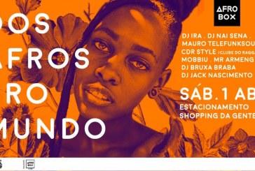 No dia 1 de abril Salvador recebe o primeiro box multi marcas de moda afro brasileira
