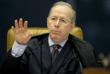 Celso de Mello pede explicações à Câmara sobre terceirização