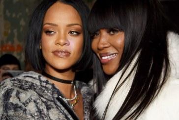 """Naomi: """"Não tenho rixa com uma mulher negra que acho poderosa"""""""
