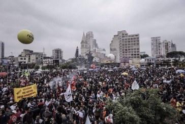 Brasil para por direitos