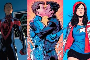 9 novos super-heróis da Marvel contra o preconceito