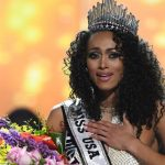 A nova miss EUA: linda, preta , crespa e… conservadora?