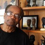 O escritor Oswaldo de Camargo e a artista Mariana de Matos debatem o  negro na literatura no Diálogos Ausentes