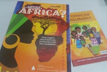 Kits sobre história e cultura afro-brasileira serão levados para 42 escolas no Amapá