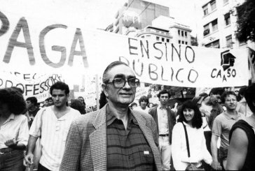 Florestan Fernandes: a luta negra é de todos