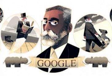 Doogle do Google faz homenagem a Machado de Assis