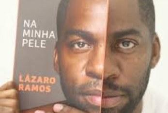 Em livro intimista, Lázaro Ramos desmascara o racismo brasileiro