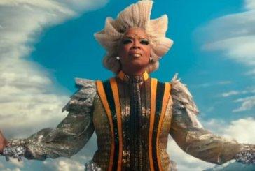 Oprah está simplesmente divina no 1º trailer de 'Uma Dobra no Tempo'