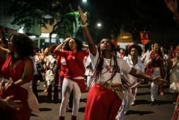 Ato em SP marca Dia Internacional da Mulher Negra, Latino-Americana e Caribenha
