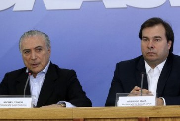 A ascensão de Rodrigo Maia e o exílio do povo