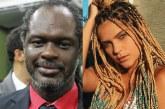 """Vereador questiona atriz após uso de dreads: """"Pra ela é só enfeite, pra gente não"""""""