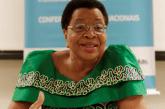 Graça Machel fez palestra em Salvador no Fronteiras Braskem do Pensamento