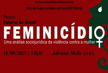 'Feminicídio é o ponto culminante de uma violência contínua, arraigada no cotidiano das mulheres'