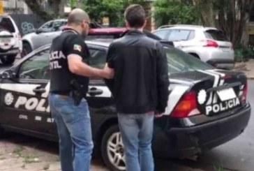 RS: Estudante de medicina é preso por pedofilia e liberado no mesmo dia após pagar fiança