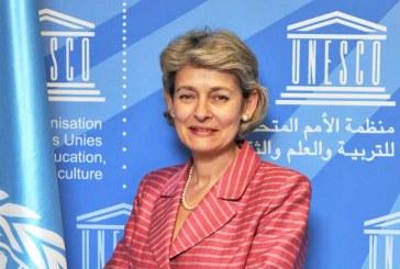 Posicionamento de Irina Bokova, diretora-geral da UNESCO, por ocasião da retirada dos Estados Unidos da América da UNESCO