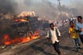 Ataque na Somália, o mais letal em uma década, deixa mais de 200 mortos