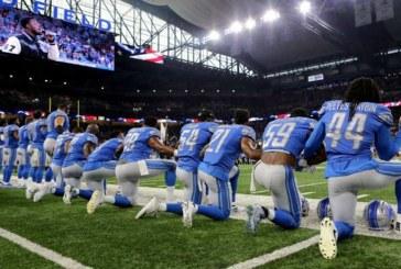 O que está acontecendo entre os atletas negros dos EUA e Donald Trump