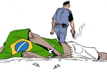 A violência no Brasil tem cara, cor e endereço Dossiê Violência