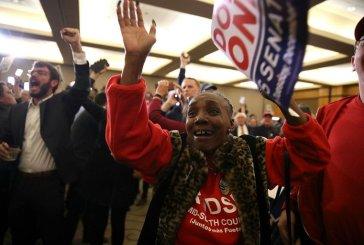 Voto de mulheres negras derrota ultraconservador no Alabama