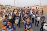 Cras Santarenzinho realiza caminhada pelo fim da violência contra mulher