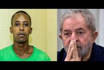 A falsa polêmica: Lula x Rafael Braga
