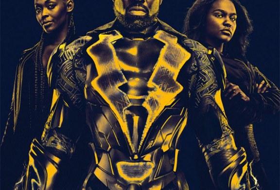 Série do herói Raio Negro tem 100% de aprovação com grande audiência nos EUA