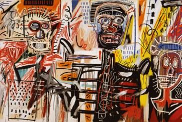 CCBB traz 80 obras de acervo particular de Basquiat