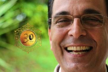 """#Geledes30anos – Iradj Eghrari: """"Para mim a grande marca do Geledés é essa ideia de formação e conscientização"""""""